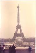 31st Mar 2020 - Eiffel Tower Day