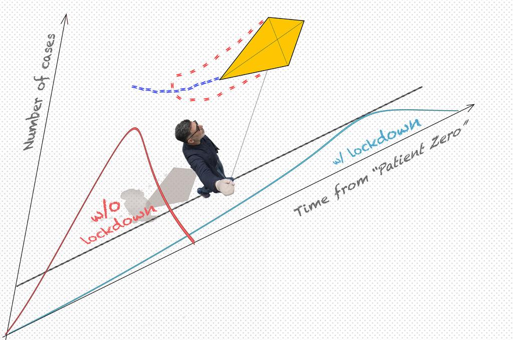 The kite #11 by domenicododaro