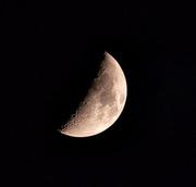 31st Mar 2020 - Tonights Moon.