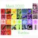 Rainbow 2020 Calendar