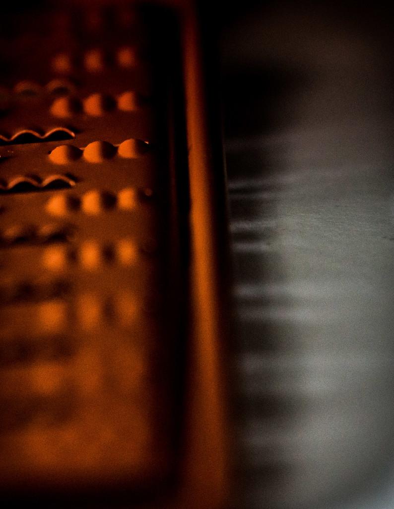 Orange grater by randystreat