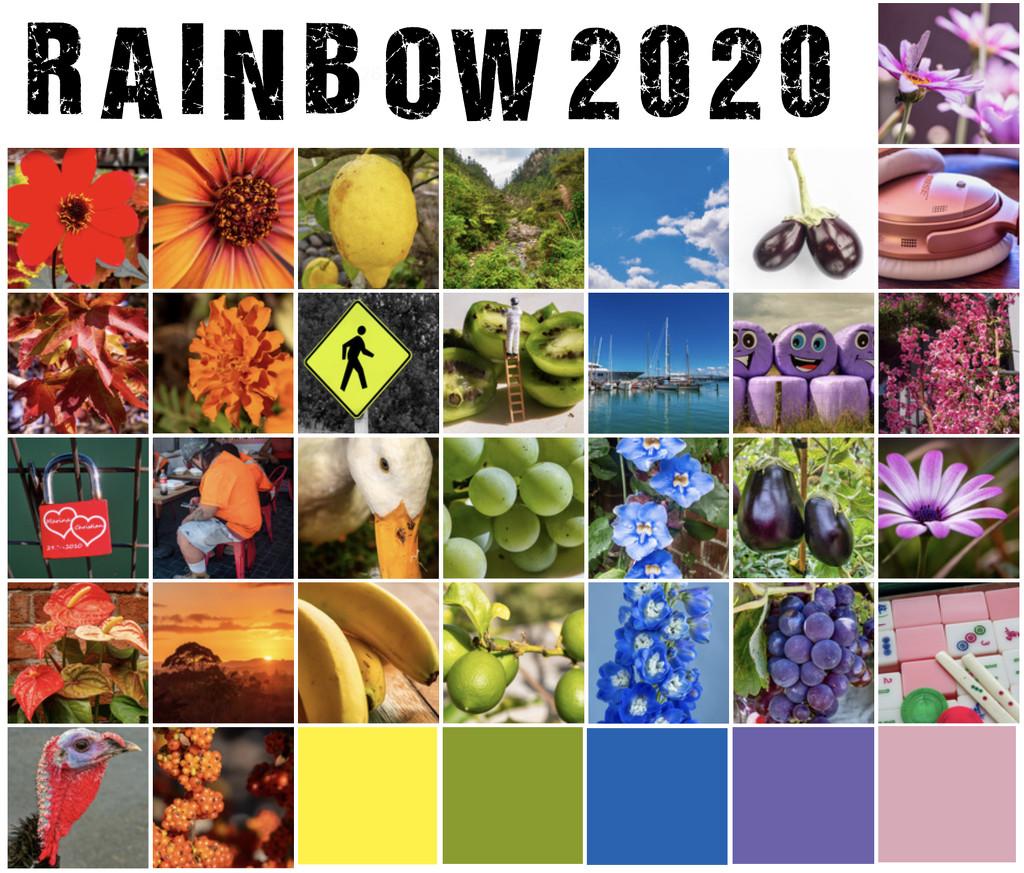 Rainbow 2020 by yorkshirekiwi