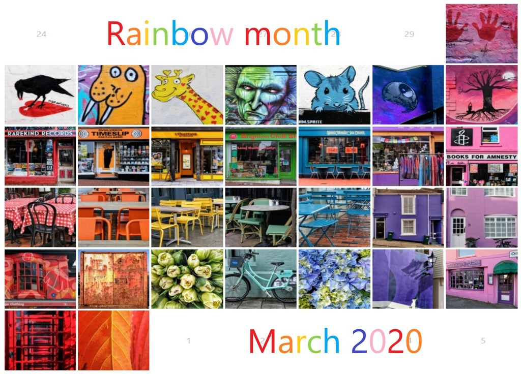 Rainbow 2020 by 4rky