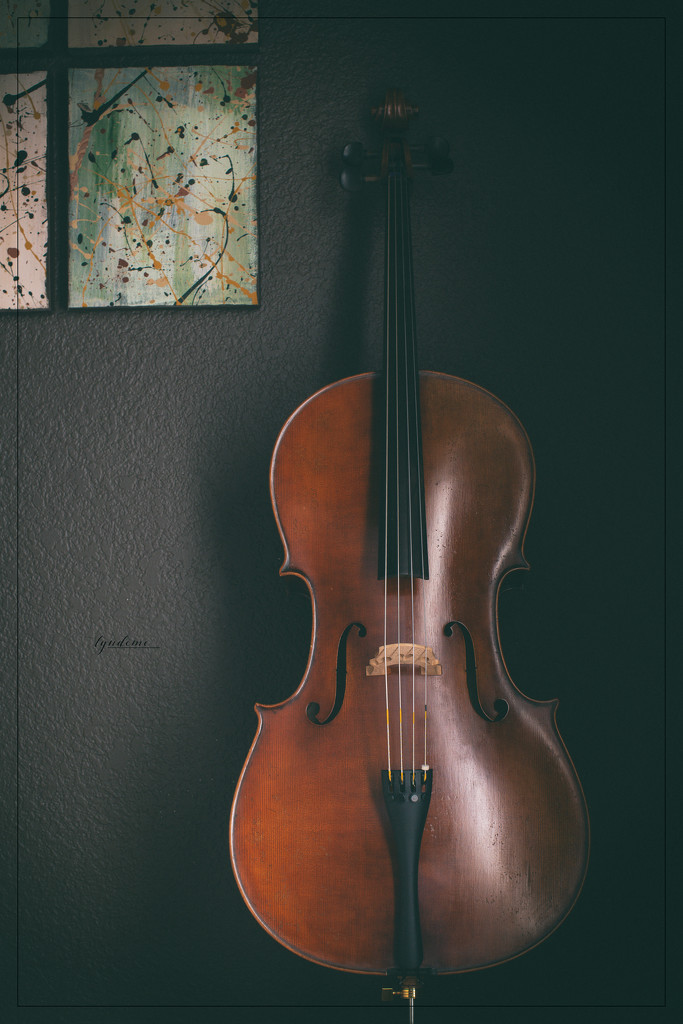 30 Days of Cello by lyndemc