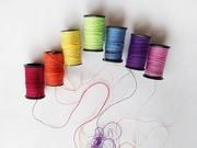 31st Mar 2020 - 🏳️🌈 Thread a Rainbow 🌈