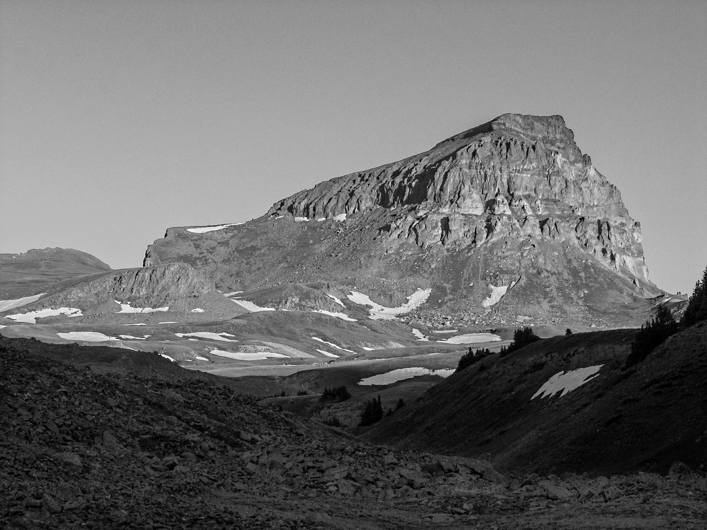 Uncompahgre Peak by tosee