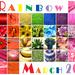 Rainbow Calendar by homeschoolmom