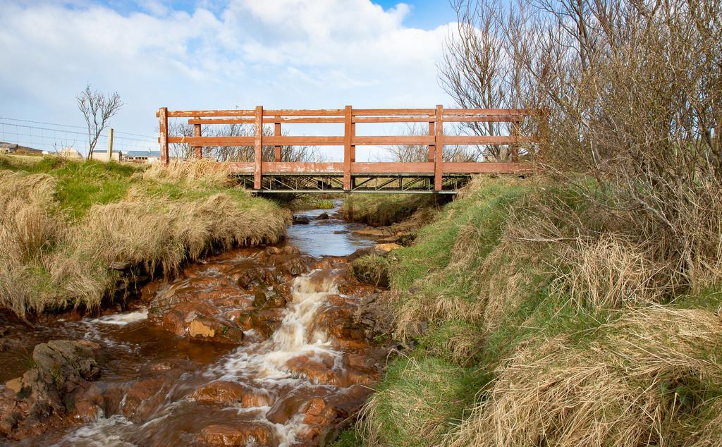 Footbridge by lifeat60degrees