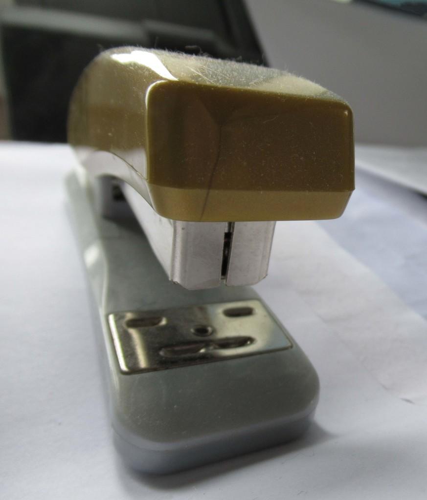 stapler by anniesue