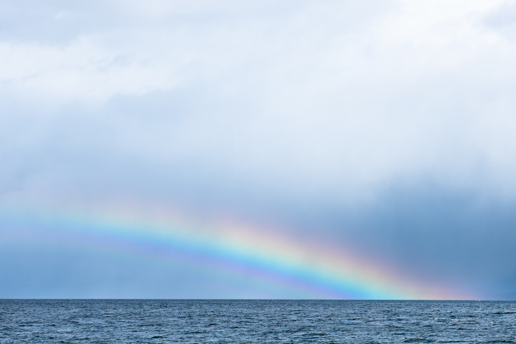 Low Rainbow by kwind