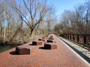 3rd Apr 2020 - Out for fresh air... Bridge