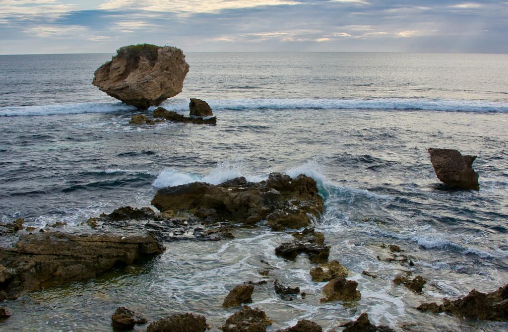 Mushroom Rock DSC_7766 by merrelyn