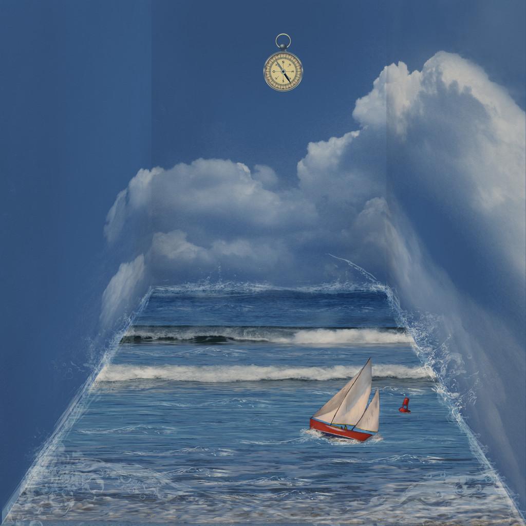 Stormy Sea by salza