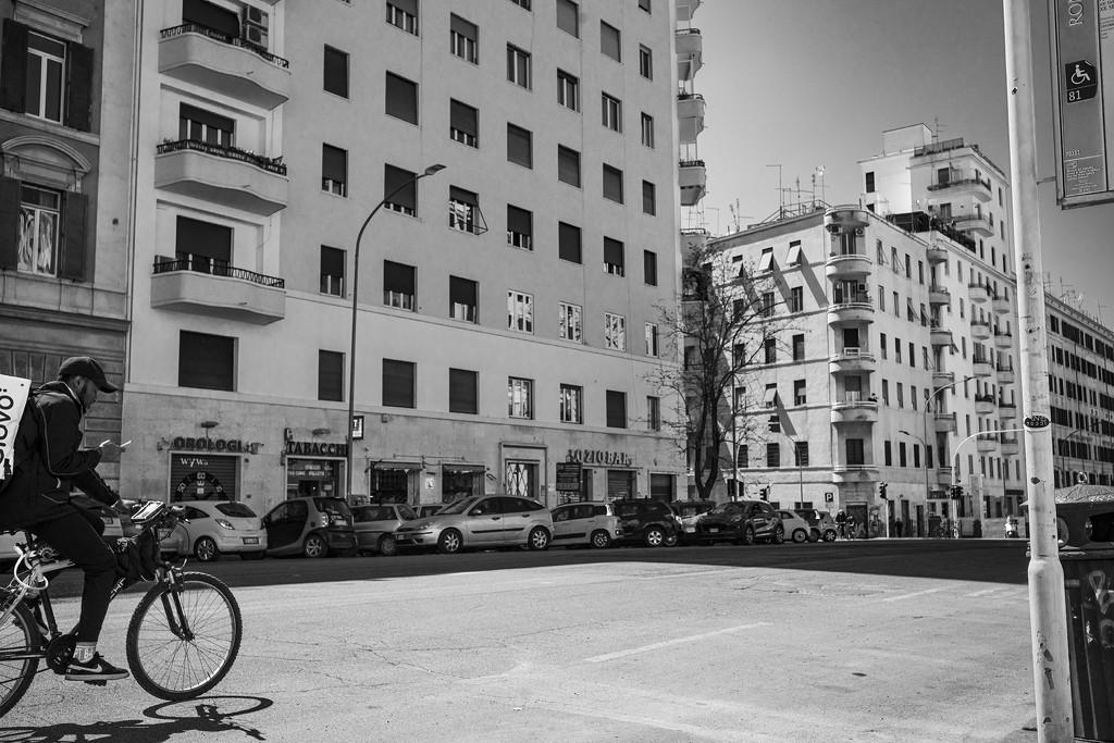 Chronicles from the street #1 by domenicododaro