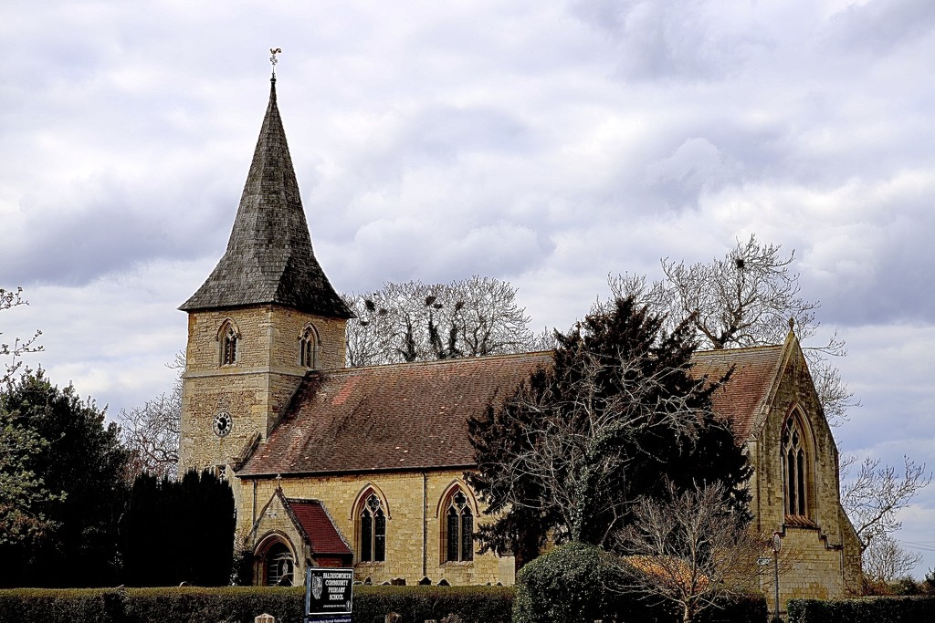 My Village Church by carole_sandford