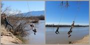 5th Apr 2020 - Fun by the River