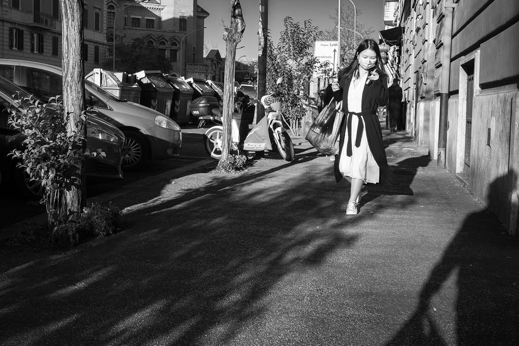 Chronicles from the street #4 by domenicododaro