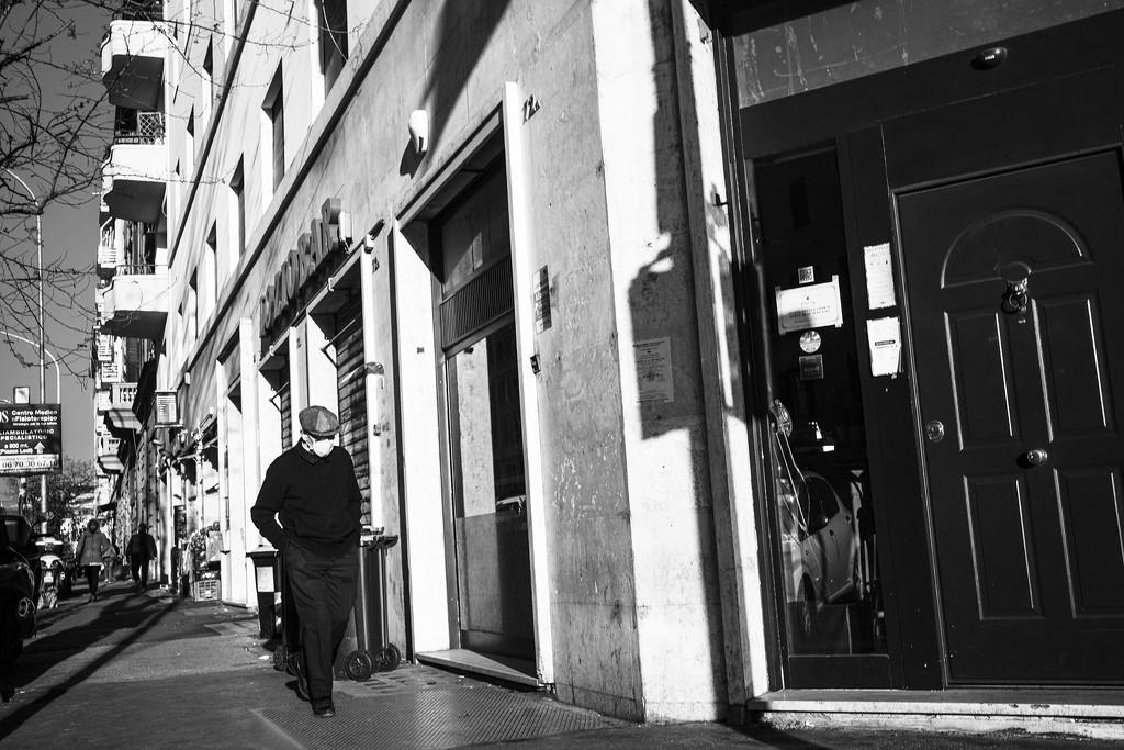 Chronicles from the street #5 by domenicododaro