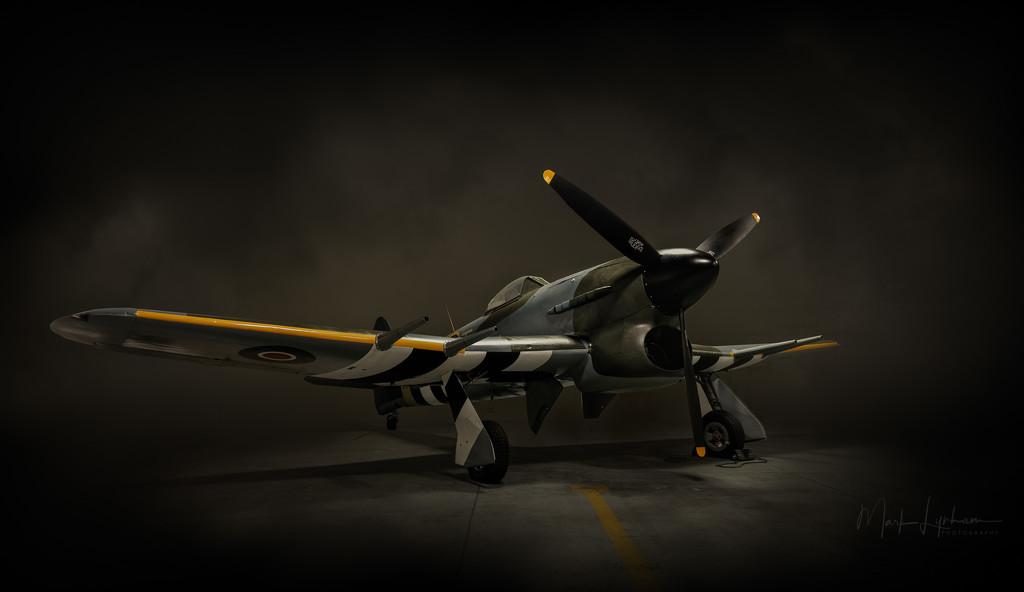 Hawker Typhoon by markyl