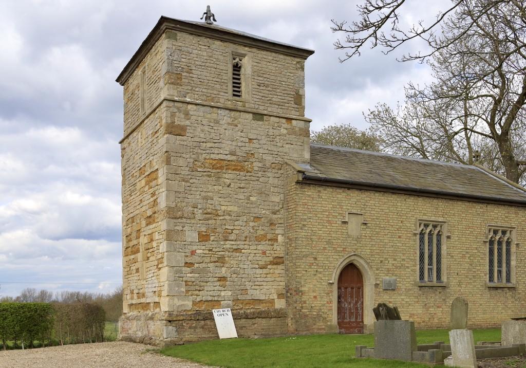 13th Century Church by carole_sandford