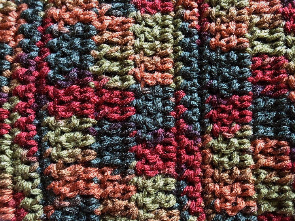 Manly scarf by homeschoolmom