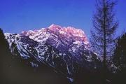 5th Apr 2020 - Mount Sorapis after sunset