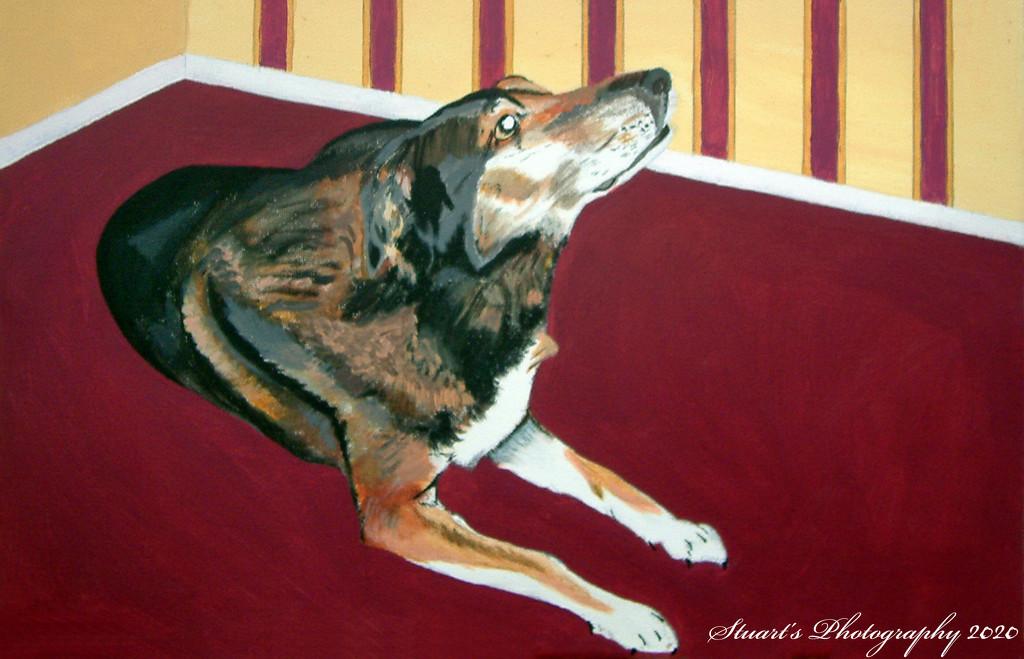 Fenwick (painting) by stuart46
