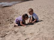 6th Apr 2020 - Fun in the Sand