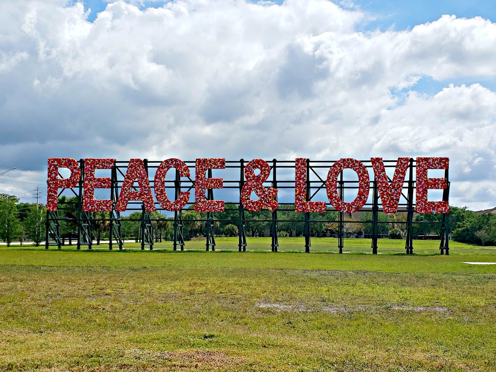 Peace and Love by danette