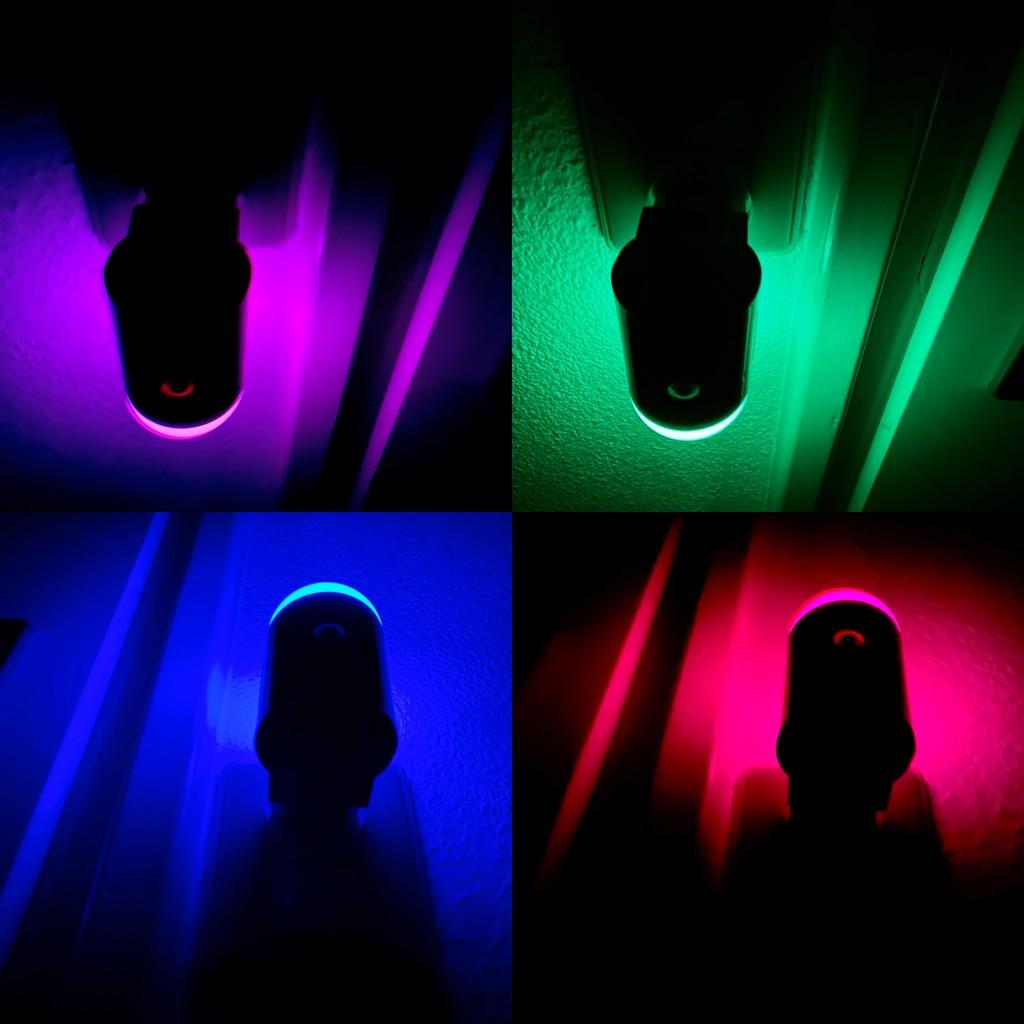 Comforting night lights by stimuloog