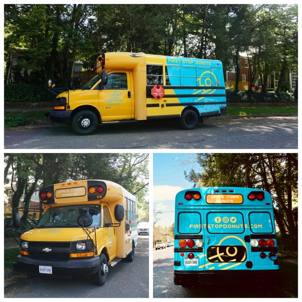 School Bus Repurposed by allie912