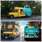 8th Apr 2020 - School Bus Repurposed