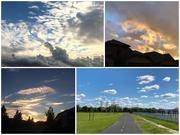 8th Apr 2020 - Cloudscapes in Roseville, CA