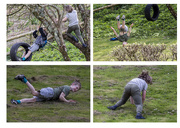 8th Apr 2020 - Fun in the garden