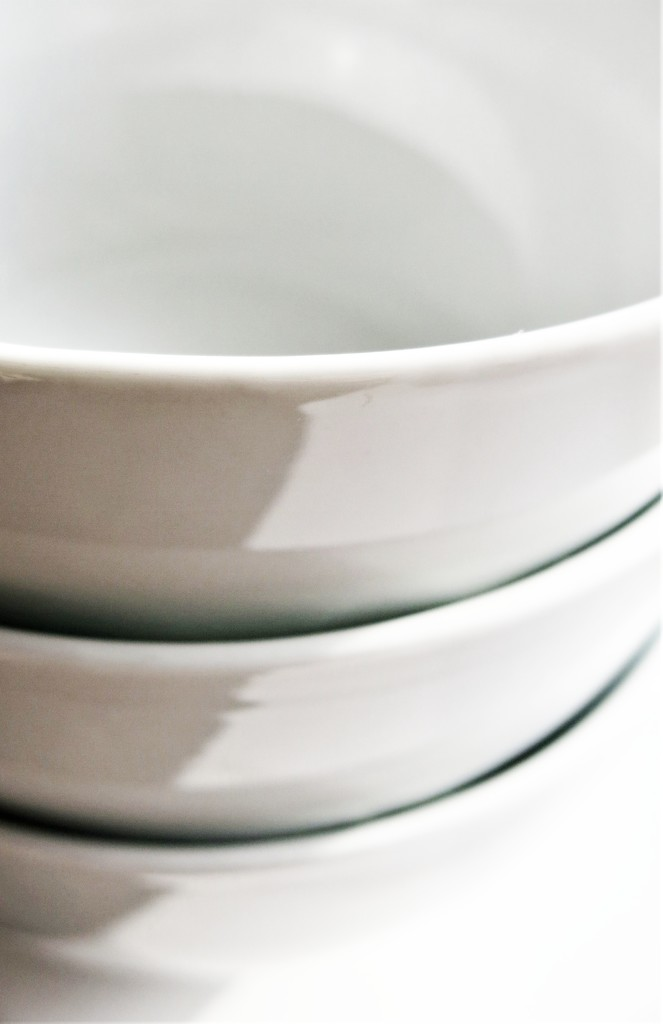 Stacked bowls by lmsa