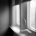 bedroom window - a la lensbaby...