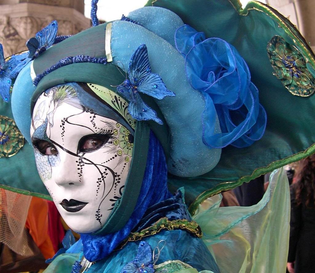 Carnivale Venice by wendytel