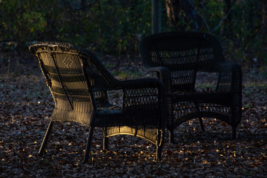 Outdoor furniture... by thewatersphotos