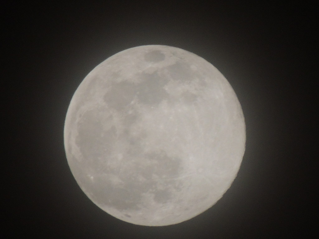 Full moon april 7 2020 by dianezelia