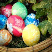 10th Apr 2020 - Eggs for Eastern