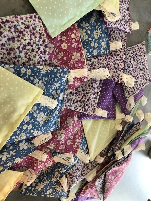Lavender bags by nicolaeastwood