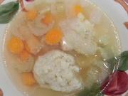 10th Apr 2020 - Matza Ball Soup