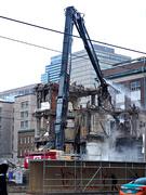 3rd Apr 2020 - demolition