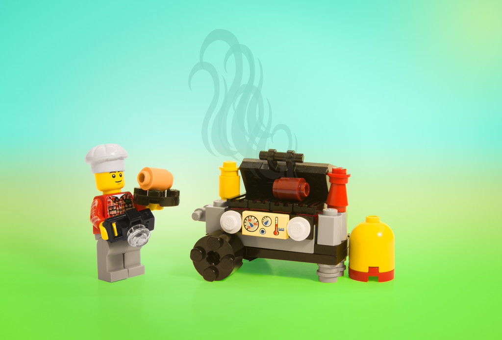 (Day 58) - Grillin' by cjphoto