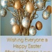 Easter decoration by ludwigsdiana