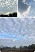 12th Apr 2020 - Cloudscapes