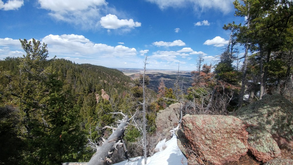 View at 9,000 Feet by harbie