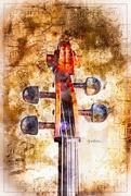 13th Apr 2020 - A Pegbox in Watercolors