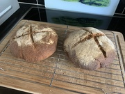 16th Apr 2020 - Sourdough Bake II