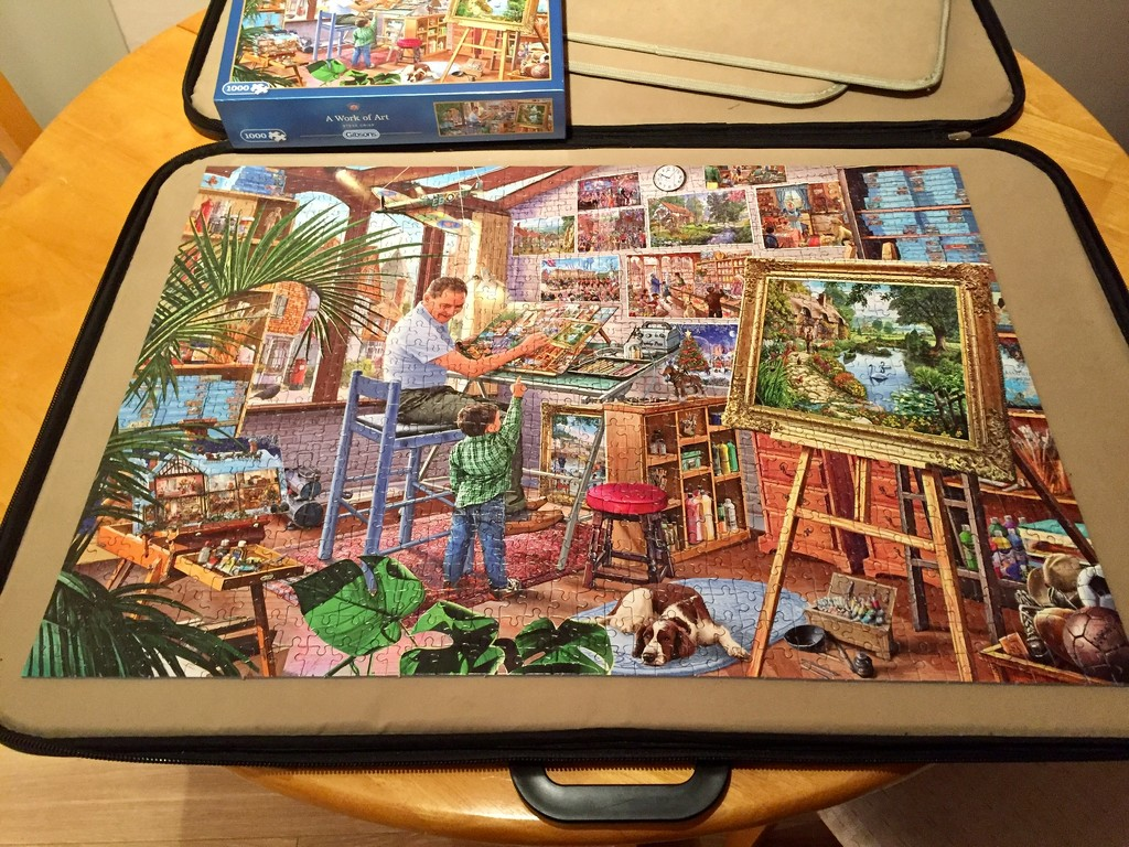 Another Jigsaw Finished by gillian1912